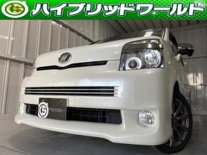 トヨタ ヴォクシー Z ナビ・フルセグ・BT・プッシュスタート