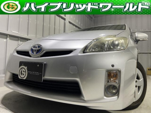 トヨタ プリウス S ナビ・バックカメラ・ワンセグ・ETC・プッシュスタート
