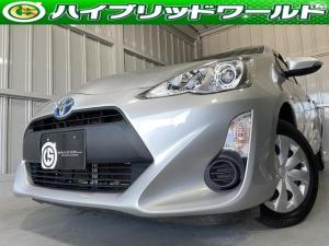 トヨタ アクア L ナビ・ワンセグ・ETC
