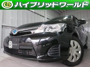 トヨタ カローラフィールダー ハイブリッドG ナビ・フルセグ・Bluetooth・ETC・プッシュスタート