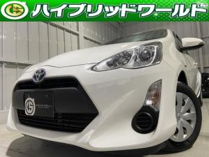 トヨタ アクア L オーディオ・ETC・オートエアコン