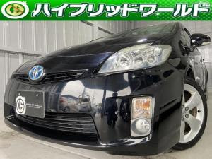 トヨタ プリウス Sツーリングセレクション HDDナビ・バックカメラ・フルセグ・LEDヘッドライト・ビルトインETC・プッシュスタート