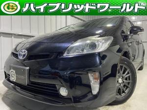 トヨタ プリウス S 後期・フォグライト・ETC・プッシュスタート