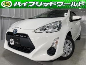 トヨタ アクア L Bluetooth・ETC・オートエアコン