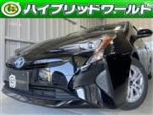 トヨタ プリウス S 純正ナビ・バックカメラ・ワンセグ・Bluetooth・ETC・電動格納ミラー・プッシュスタート