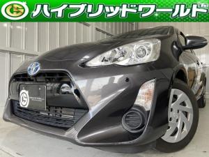 トヨタ アクア S 純正オーディオ・ビルトインETC・オートエアコン・キーレス