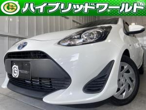 トヨタ アクア S トヨタセーフティセンス・ワンセグ・バックカメラ・ETC・オートハイビーム・オートエアコン・プッシュスタート