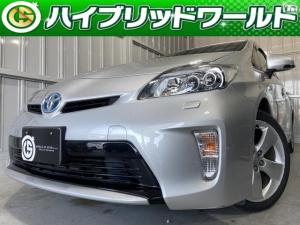 トヨタ プリウス Sツーリングセレクション フルセグ・バックカメラ・Bluetooth・ビルトインETC・LEDヘッドライト・プッシュスタート