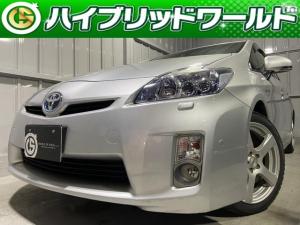 トヨタ プリウス Gツーリングセレクション 純正HDDナビ・クルコン・バックカメラ・フルセグ・LEDヘッドライト・プッシュスタート・ETC