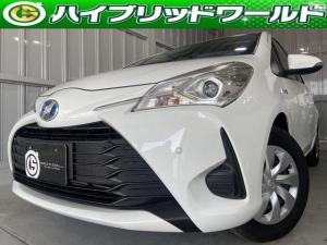 トヨタ ヴィッツ ハイブリッドF ナビ・バックカメラ・Bluetooth・ビルトインETC・オートライト・オートエアコン