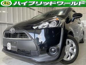 トヨタ シエンタ X ナビ・フルセグ・Bluetooth・左側パワースライドドア・プッシュスタート