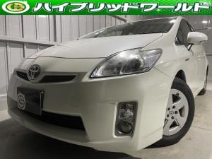 トヨタ プリウス S ナビ・バックカメラ・ETC・プッシュスタート