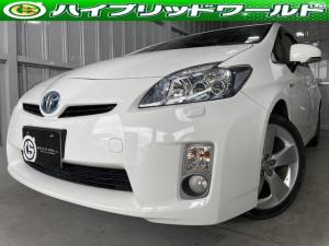 トヨタ プリウス  ETC・17インチホイール・LEDヘッドライト
