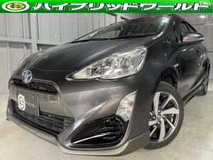 トヨタ アクア X-アーバン 特別仕様車・フルセグ・バックカメラ・ETC・T-Conect・9インチナビ