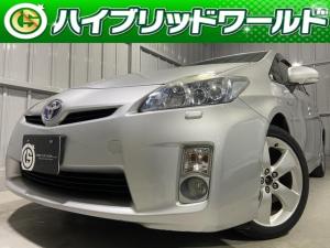 トヨタ プリウス Gツーリングセレクション ナビ・クルーズコントロース・TV・ビルトインETC・LEDヘッドライト