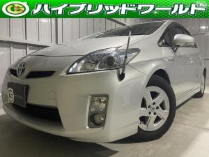 トヨタ プリウス S 福祉車両・バックカメラ・ETC・ナビ