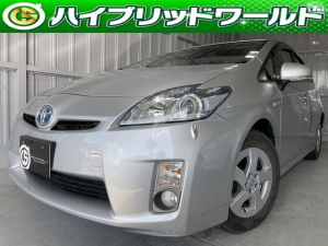 トヨタ プリウス  ワンセグ・ナビ・ETC