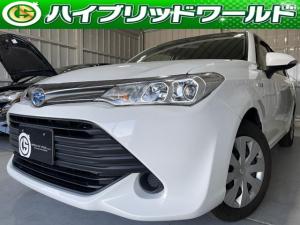 トヨタ カローラフィールダー ハイブリッド 社外ナビ・Bluetooth・ワンセグ・ETC
