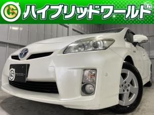 トヨタ プリウス S 純正HDDナビ・バックカメラ・フォグライト・ビルトインETC・プッシュスタート