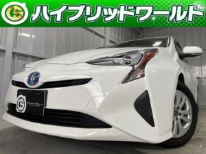 トヨタ プリウス S 純正ナビ・電格ミラー・プッシュスタート