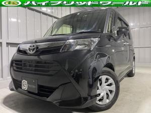 トヨタ タンク X S 両側パワースライドドア・衝突安全ブレーキ・オートヘッドライト