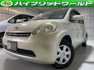 トヨタ パッソ X ナビ・オーディオ・CD