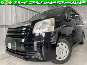 トヨタ ノア X 両側パワースライドドア・ナビ・ETC・デュアルエアコン