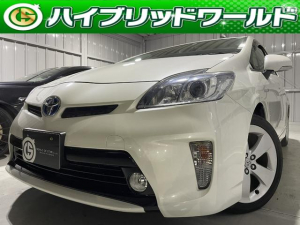トヨタ プリウス G クルコン・バックカメラ・ETC・PWシート