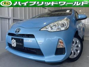 トヨタ アクア G ワンセグ・ナビ・ETC・オートヘッドライト