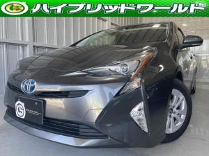 トヨタ プリウス S フォグライト・ナビ・ETC・Bluetooth