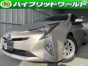 トヨタ プリウス S 社外ナビ・Bluetooth・ETC・ESC