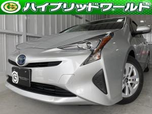トヨタ プリウス S 衝突安全・クルコン・Bluetooth・ワンセグ・バックカメラ・ナビ