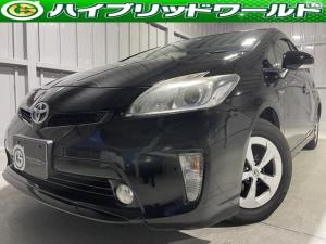 トヨタ プリウス G フルセグ・クルコン・ETC・パワーシート・バックカメラ・ナビ