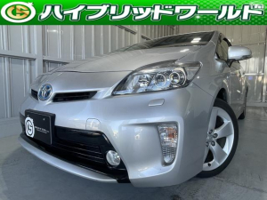 トヨタ プリウス Gツーリングセレクション フルセグ・クルコン・バックカメラ・Bluetooth・ETC・電動シート