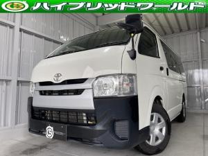 トヨタ ハイエースバン ロングDX ナビ・ビルトインETC
