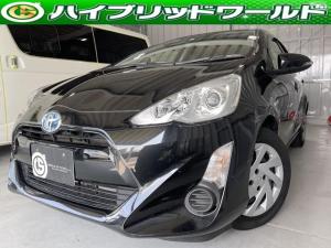 トヨタ アクア S フルセグ・Bカメ・ETC・Bluetooth・ナビ