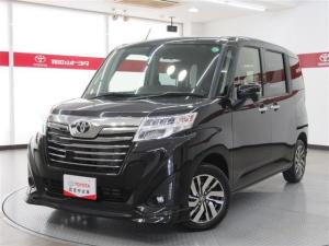 トヨタ ルーミー カスタムG S T-Connectナビ