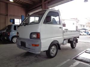 三菱 ミニキャブトラック Vタイプ 三方開き/4速ミッション車
