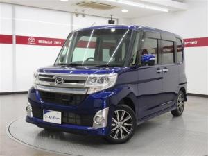 ダイハツ タント カスタムX トップエディションSAII メモリーナビ