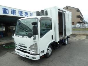 いすゞ エルフトラック 1.95t低温冷蔵冷凍車 リースアップ車