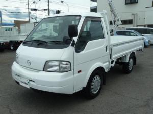 マツダ ボンゴトラック DX  1.15t低床Sタイヤ平ボディ リースアップ車