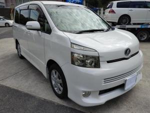 トヨタ ヴォクシー ZS ETC/片側電動スライドドア/純正アルミ/三列シート/バックモニター