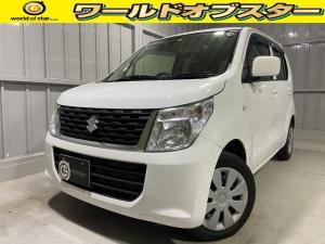スズキ ワゴンR FX 純正オーディオ・シートヒーター・アイドリングストップ