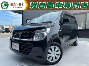 スズキ ワゴンR FX 純正オーディオ・オートエアコン・シートヒーター