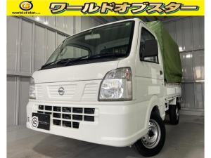 日産 NT100クリッパートラック DX ホロ付