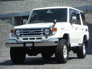トヨタ ランドクルーザー70 ZX