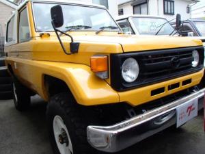 トヨタ ランドクルーザー70 LX FRPトップ ディーゼル 4WD 5MT