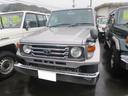 トヨタ/ランドクルーザー70 LX ディーゼル 4WD ロング ワンオーナー ETC