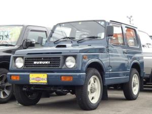 スズキ ジムニー サマーウインド リミテッド 4WD 5速MT ワンオーナー