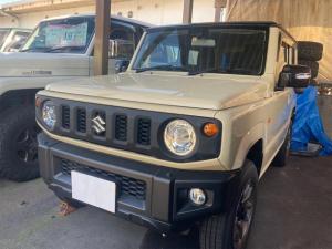 スズキ ジムニー XL 4WD ワンオーナー メモリーナビ フルセグTV レーンアシスト Bluetooth スマートキー 電動格納ミラー シートヒーター 純正16AW 5速MT シートヒーター・クルコン・ブレーキアシスト